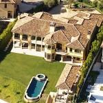 Kanye Kim Kardashian Mansion-11