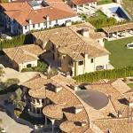 Kanye Kim Kardashian Mansion-12