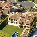Kanye Kim Kardashian Mansion-14