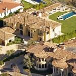 Kanye Kim Kardashian Mansion-2