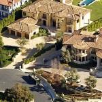 Kanye Kim Kardashian Mansion-6