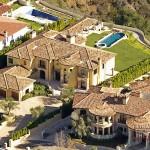 Kanye Kim Kardashian Mansion-9