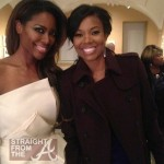 Kenya Moore Gabrielle Union 1