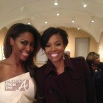 Kenya Moore Gabrielle Union 2