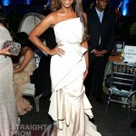 Kenya Moore Inaugural Ball 1