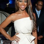 Kenya Moore Inaugural Ball 2