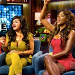 "Kenya Moore ""Twirls"" On Watch What Happens LIVE! + Walter Jackson Wants To Share His Side With Andy… [VIDEO]"