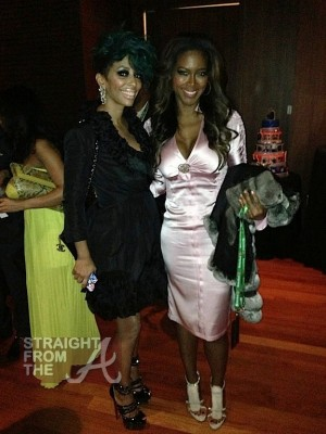 Kenya Moore Washington 1