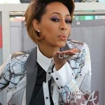 Where's The Beef? Keri Hilson Says She Has None With Beyonce Or Anyone Else… [VIDEO]