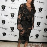 Kim Kardashian Kanye West New Years 2013-10