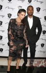 Kim Kardashian Kanye West New Years 2013-4