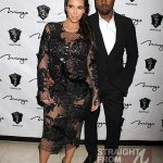 Kanye West, Kim Kardashian & Their Unborn Child Host New Years Party In Vegas… [PHOTOS]