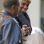 "Nene Leakes & Fake ""Ex"" Hubby Gregg Shop Til They Drop in NYC + Nene Covers Today's Black Woman [PHOTOS]"