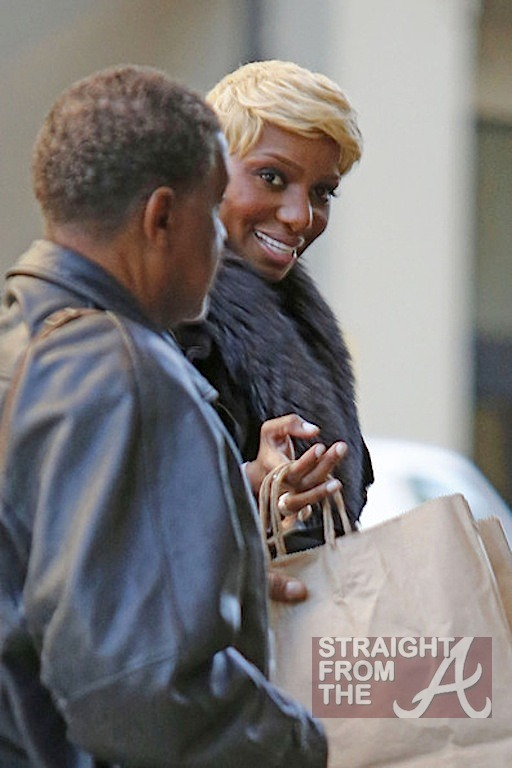 Nene Gregg Leakes NYC-6