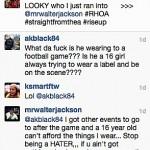 Instagram Walter Jackson Response