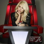 "Promo Shots: Usher & Shakira Pose In Their ""The Voice"" Judge Seats… [PHOTOS + VIDEO]"