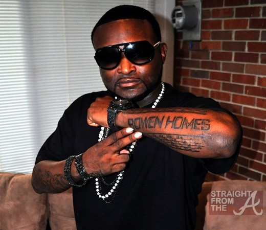 Shawty Lo Bowen Homes