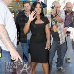 Toni Braxton on &#039;Extra&#039; with Mario Lopez -2