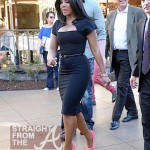 Quick Pics: Toni Braxton Promotes New Lifetime Movie on EXTRA! (PHOTOS + VIDEO)
