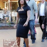 Toni Braxton on 'Extra' with Mario Lopez -8