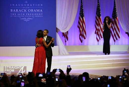 barack michelle obama inaugural ball 2013-2