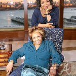 Oprah Interviews Cissy Houston + Whitney's Brother Admits He Introduced her To Drugs… [VIDEO]