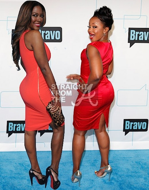 kenya moore phaedra parks straightfromthea