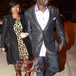 "Boo'd Up ~ Michael Vick & Wife Kijafa Host Team Vick ""777"" Fundraiser… [PHOTOS]"