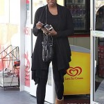 Caught Slipping! Nene Leakes Has Minor Wardrobe Malfunction in California Convenience Store… [PHOTOS]