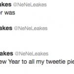 nene tweets