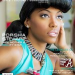 Porsha Stewart Covers Urban Lux Magazine… [PHOTOS + Behind The Scenes Video]