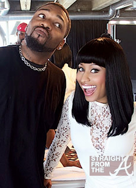 terrance davidson nicki minaj 2
