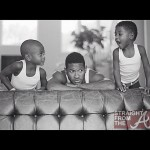 Celebrity Kids: Usher Vacations With his Sons… [PHOTOS]
