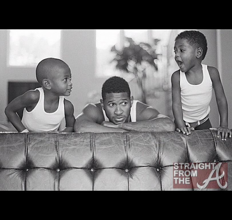 Usher Raymond Kids 2013 - www.proteckmachinery.com