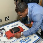 Quick Pics – Bobby V Celebrates 31st Birthday At Bentley Dealership… [PHOTOS]