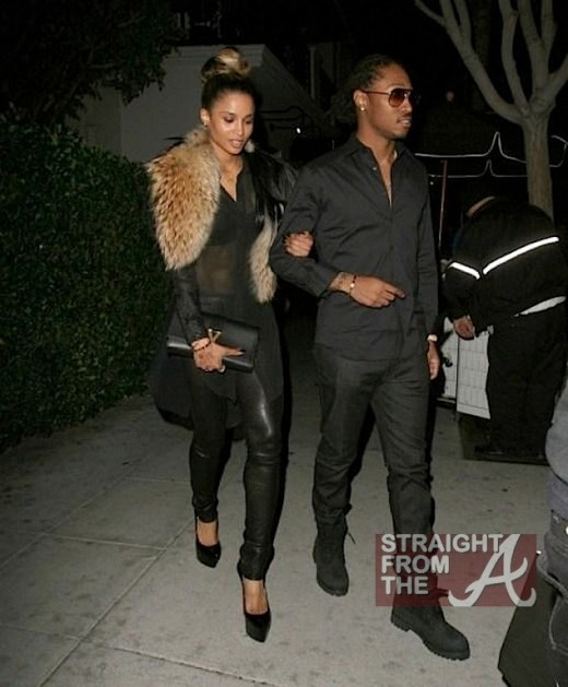 Ciara Future Maestros Beverly Hills SFTA 1
