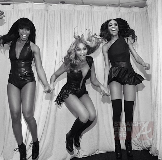 Destiny's Child Superbowl