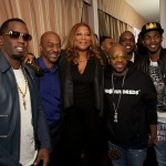 Diddy - Stephen Hill- Queen Latifah - JD
