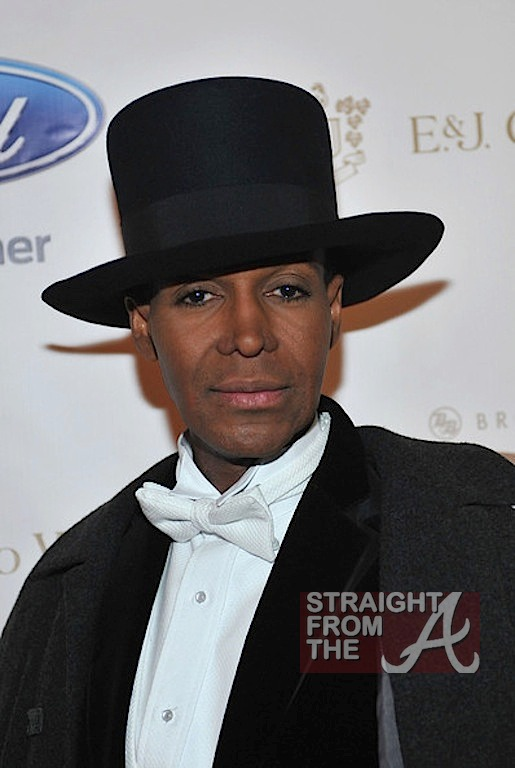 Dwight Eubanks 2013 BB Icon Awards 2