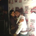 I HEARD: Lil Scrappy & Erica Dixon Fake It For The Cameras + Check Out Erica at NY Fashion Week… [PHOTOS]
