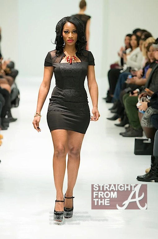 Erica Dixon NYFW Straghtfromthea 1