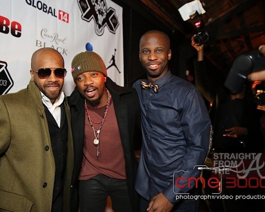 Jermaine Dupri Anthony Hamilton Bryan-Michael Cox