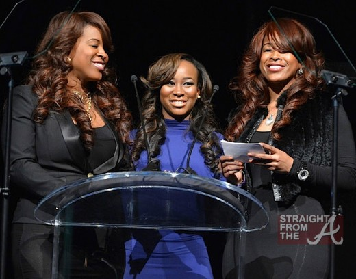 Cynthia Bailey, Derek J, Dwight Eubanks & More Attend Bronner Brothers ...