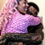 Keyshia Cole & Daniel Gibson Share Special V-Day Moment… [PHOTOS]