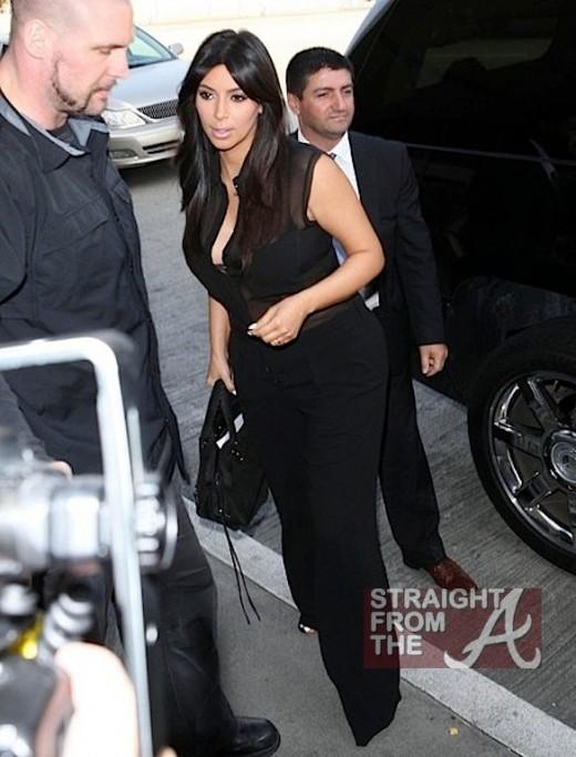 Kim Kardashian Maternity Wear 020713-1