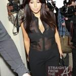 Kim Kardashian Maternity Wear 020713-3