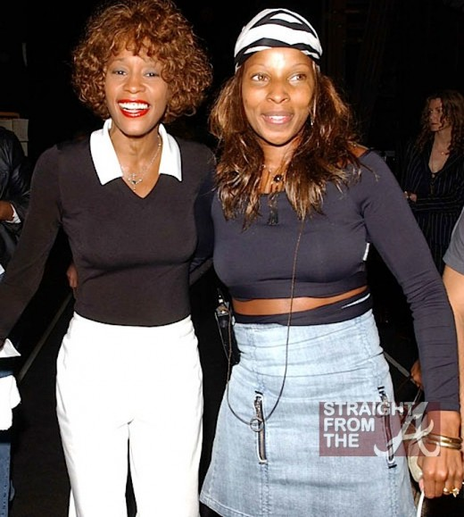Mary J Blige Whitney Houston StraightFromTheA 1
