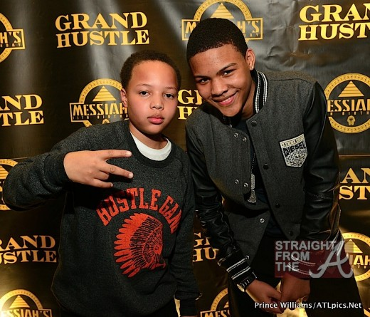 Messiah Harris 13th Bday StraightFromTheA-13