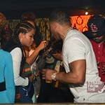 Boo'd Up: Nelly & Tae Heckard Party In ATL… [PHOTOS]