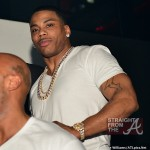 Nelly and New Girlfriend ATL SFTA-12